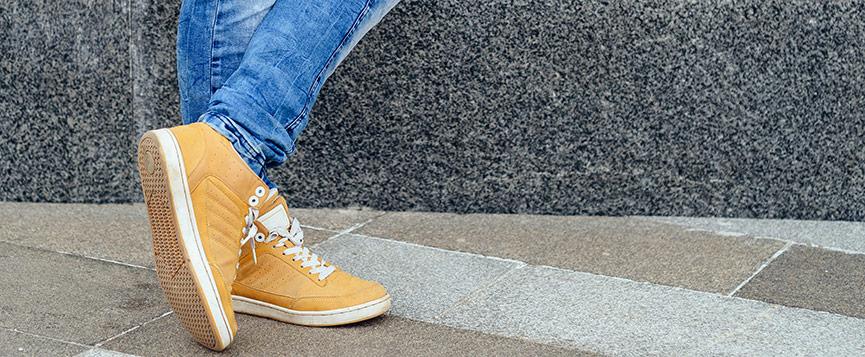 Stilriktiga skor från Sverige