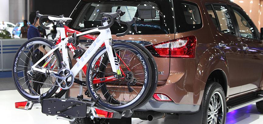 Vilken funktion har en cykelhållare?